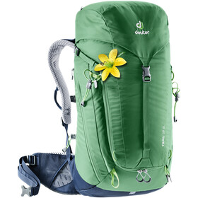 Deuter Trail 28 SL Zaino Donna, leaf-navy